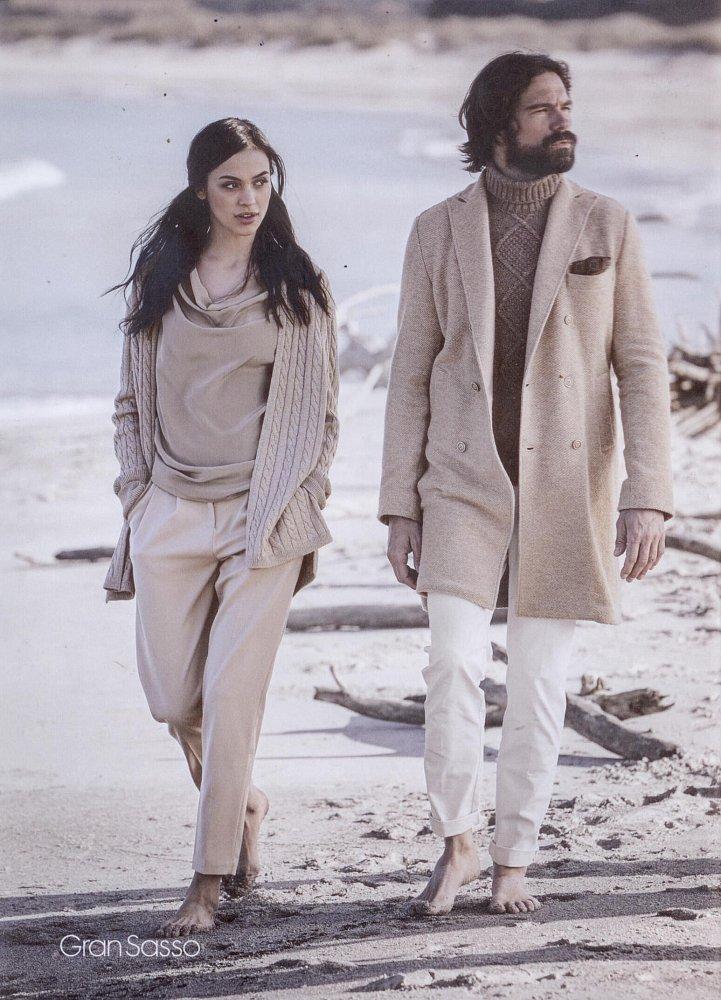 Formen - Fashion bible, říjen 2017, inzerce Gran Sasso