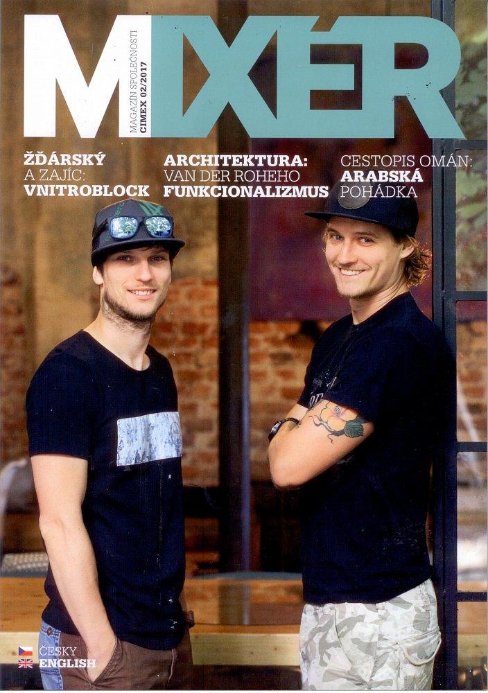 Magazín Mixer, jaro 2017