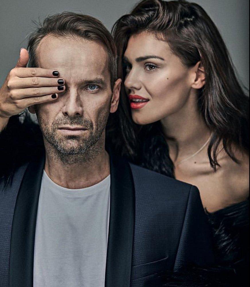 Jan  Revai - smoking Lagerfeld
